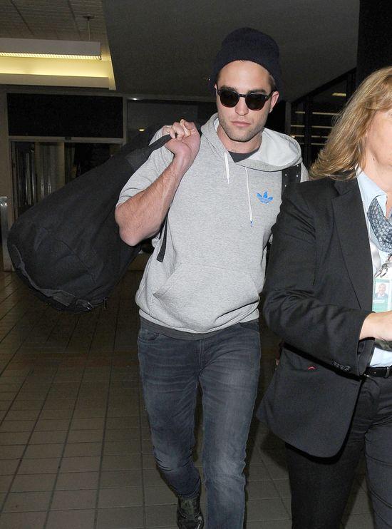 Robert Pattinson zaczął trenować boks po rozstaniu z Kristen