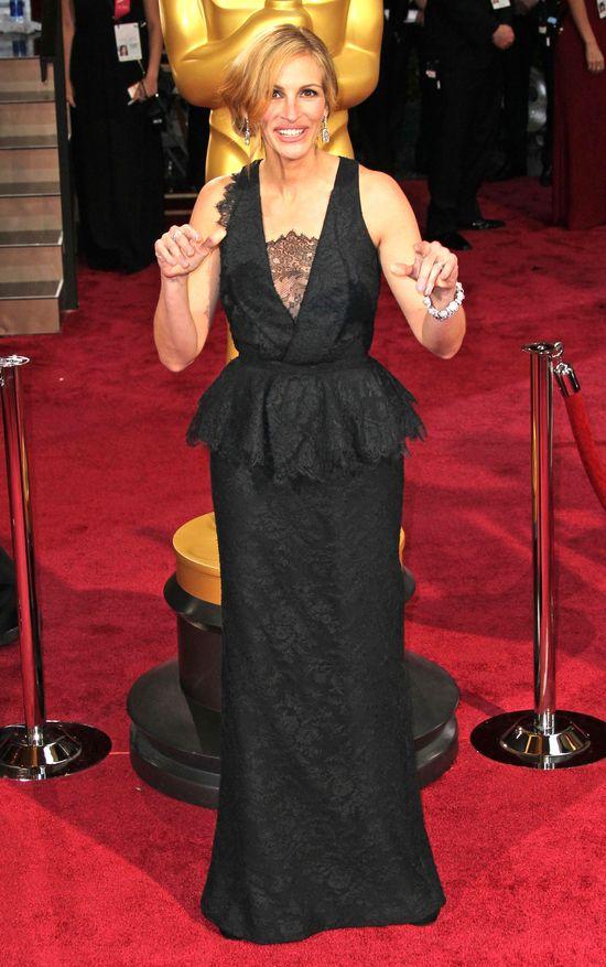 Julia Roberts zosta�a blondynk�! (FOTO)