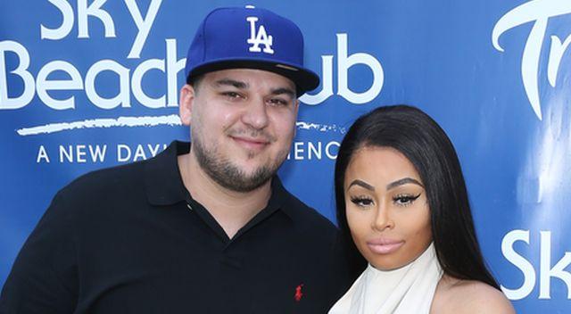 Rob Kardashian i Blac Chyna są zagrożeniem dla własnej córki?