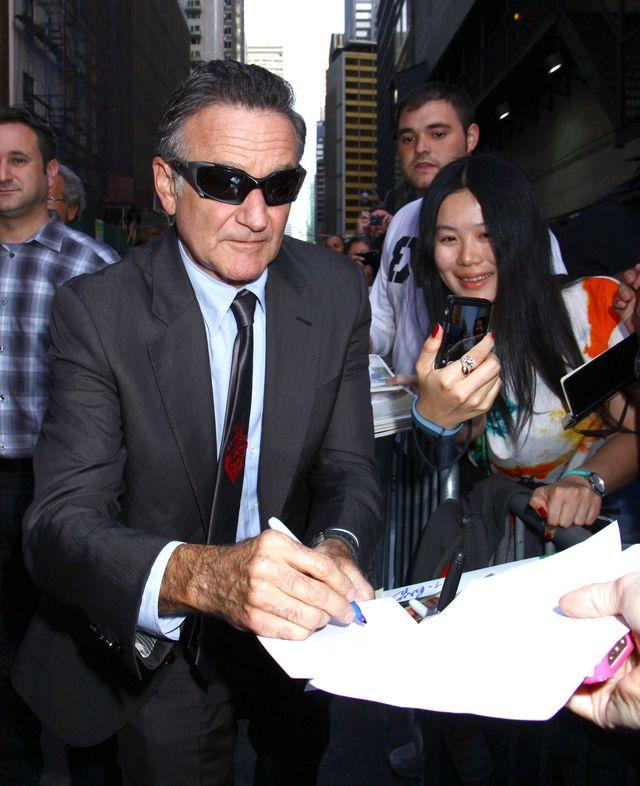 Robin Williams znów na odwyku