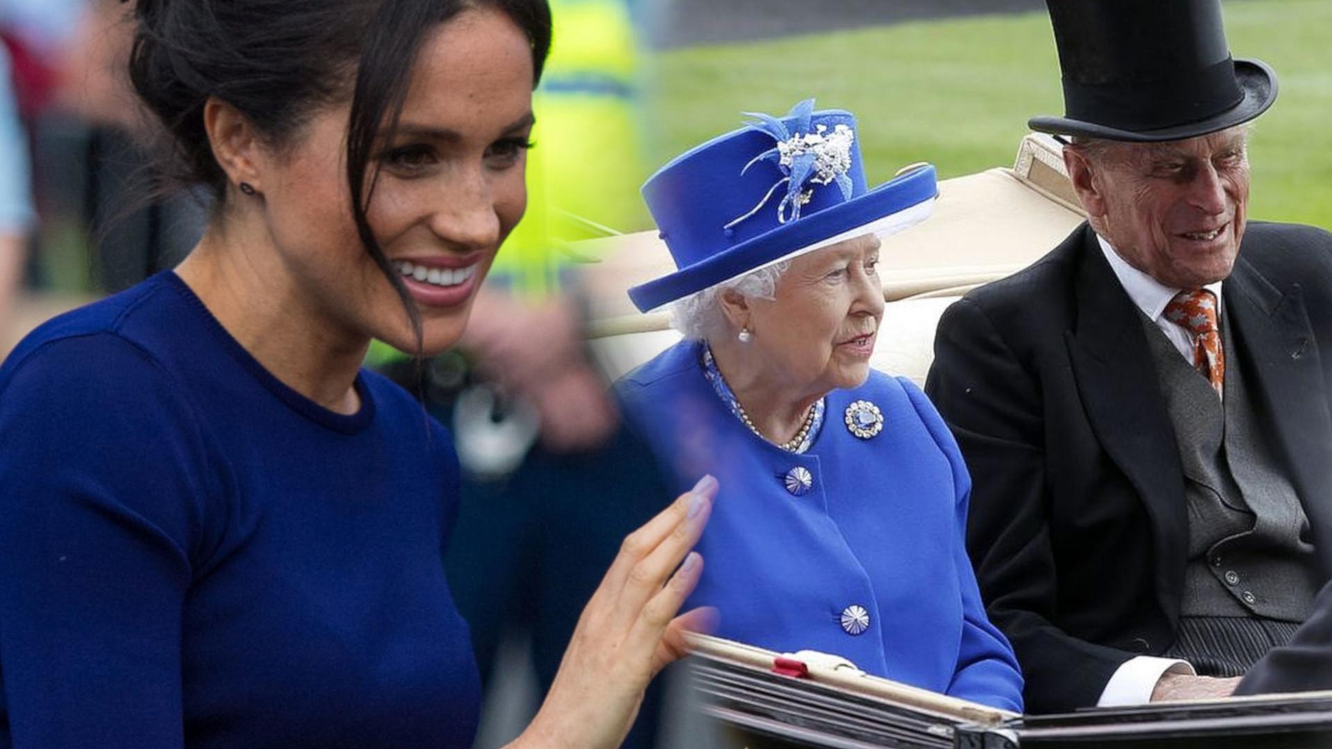 Jest szczególny powód, dla którego rodzina królewska nie zapina pasów