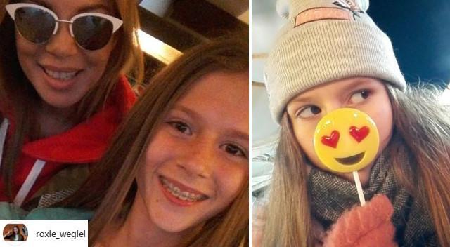 Roksana Węgiel – 13-latka z The Voice Kids zostanie nową gwiazdą? (Instagram)