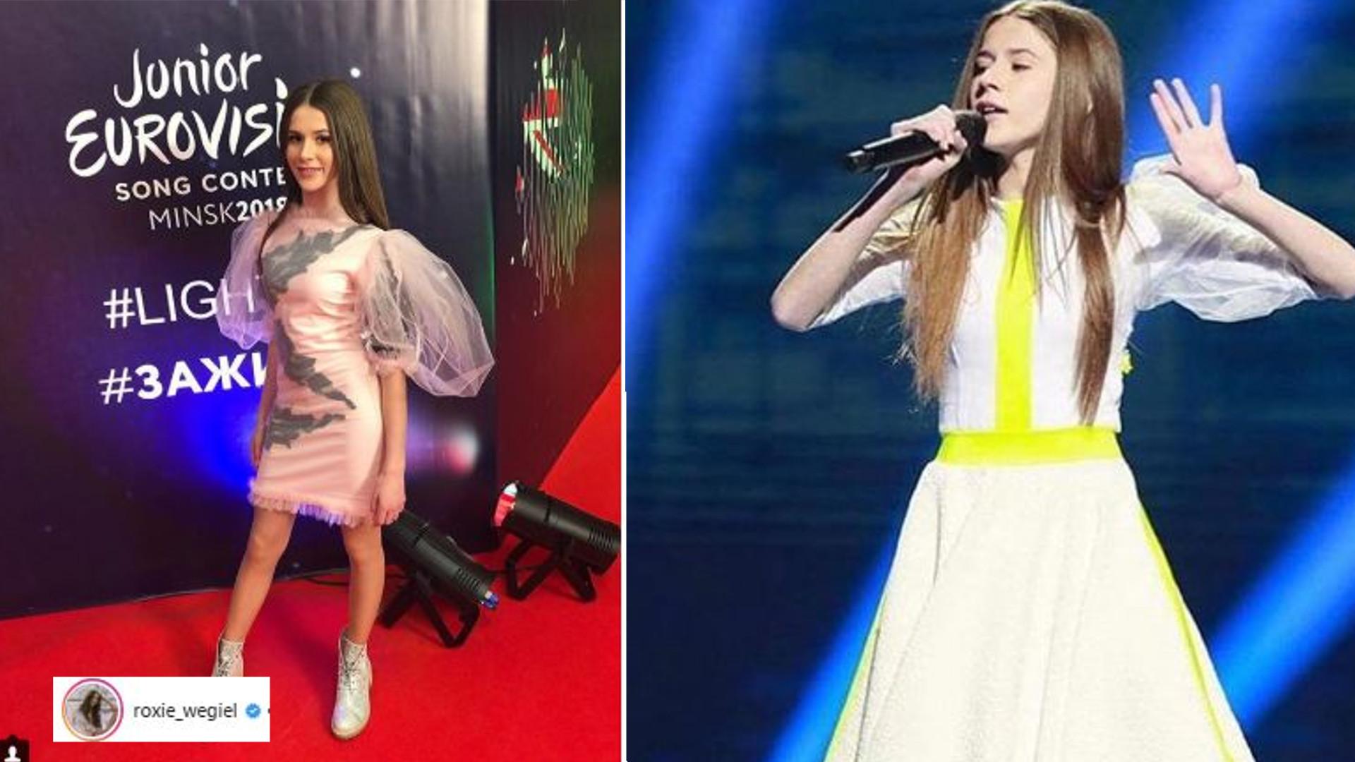 Można już głosować na Roksanę Węgiel w konkursie Eurowizji – w niedzielę finał