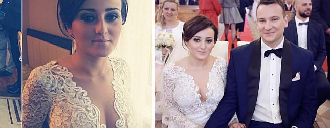 Suknia ślubna bohaterki Rolnik szuka żony poróżniła internautów