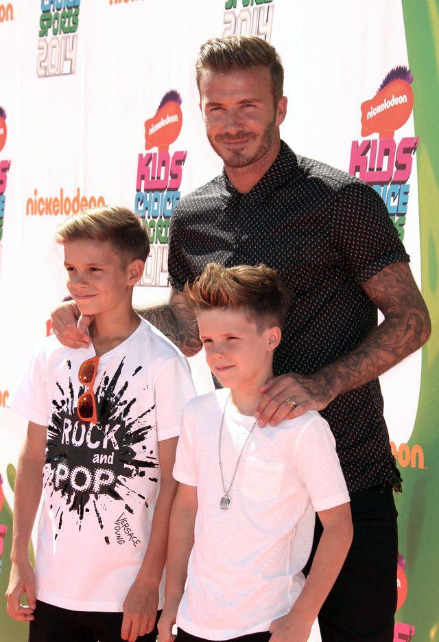 Romeo Beckham - kolejny po Brooklynie kandydat na gwiazdę