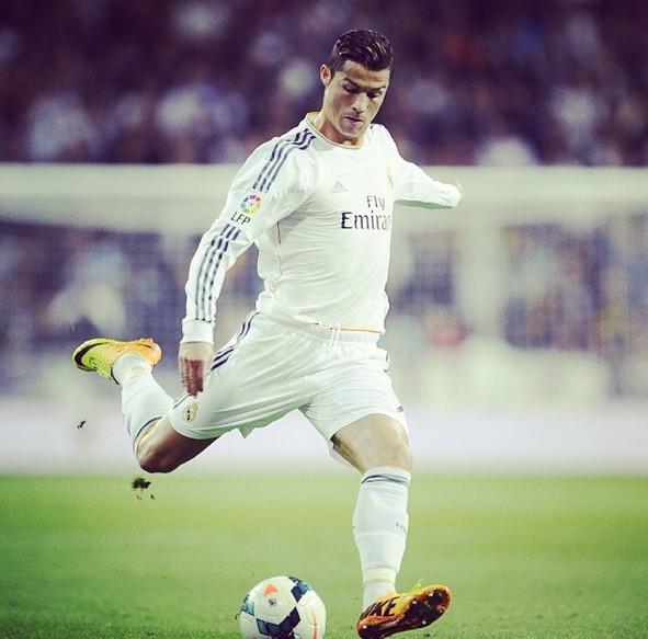 Cristiano Ronaldo zaprosił na mecz polskiego fana!