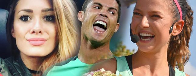 Jessica Ziółek pokazała zdjęcie z Cristiano Ronaldo (Facebook)