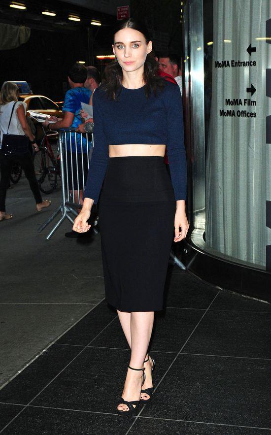Rooney Mara: Jestem straszna w robieniu makijżu (FOTO)