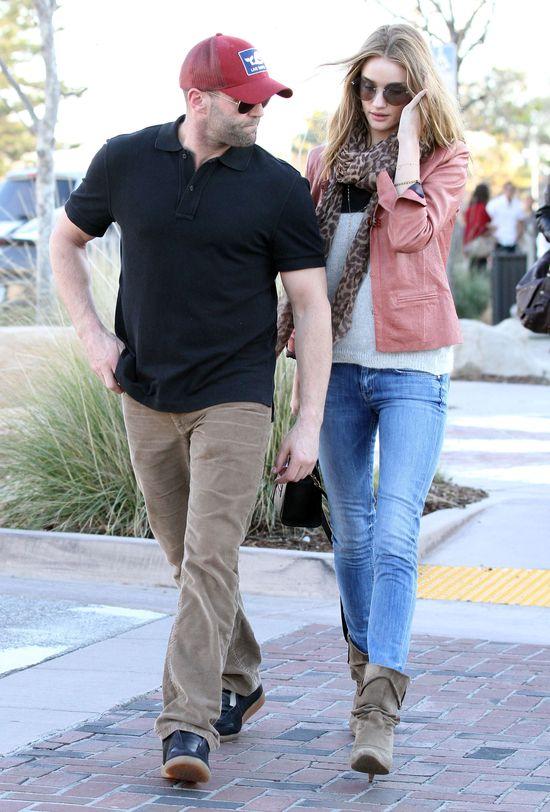 Rosie Hubtington-Whiteley i Jason Statham rozstali się!