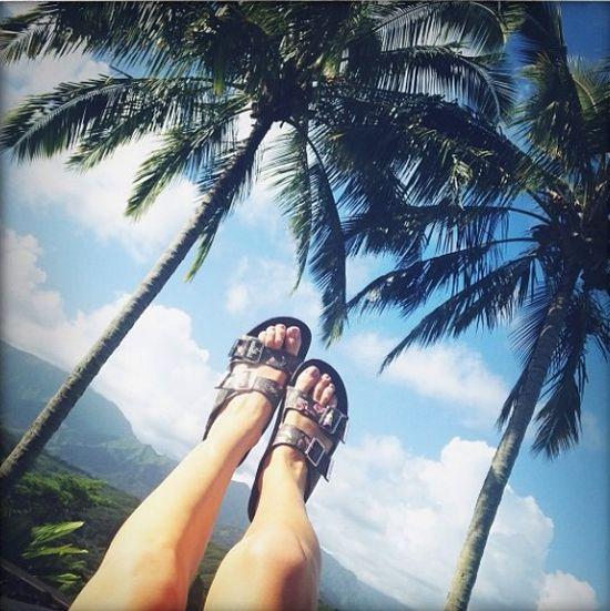 Rosie Huntington-Whiteley w raju (FOTO)