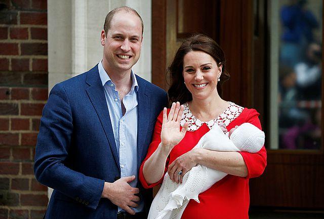 Skąd się wzięło imię księcia Louisa? Internauci mają DZIWNĄ teorię