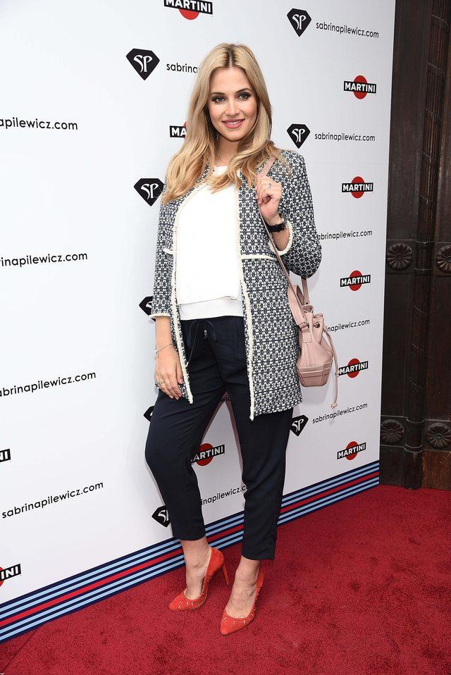 Rozalia Mancewicz ma już duży brzuszek! (FOTO)