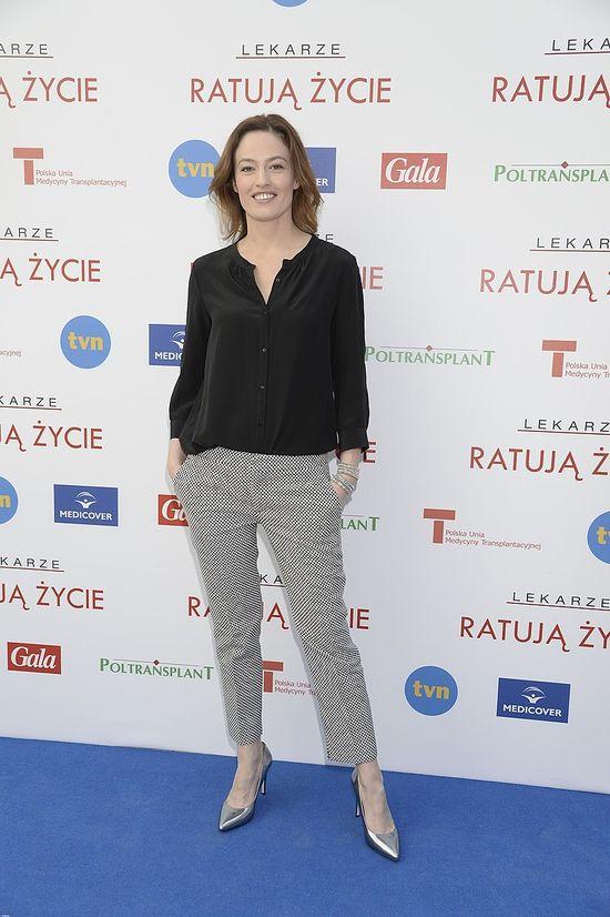 Magda R�czka nigdy si� nie rozbierze w gazecie