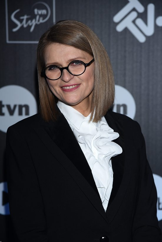 Małgorzata Rozenek jak prawdziwa dama