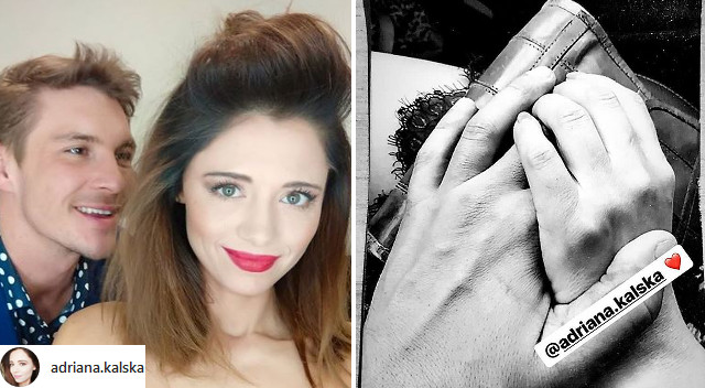 Mikołaj Roznerski pokazał nowe zdjęcie z dziewczyną i zaczął się HEJT