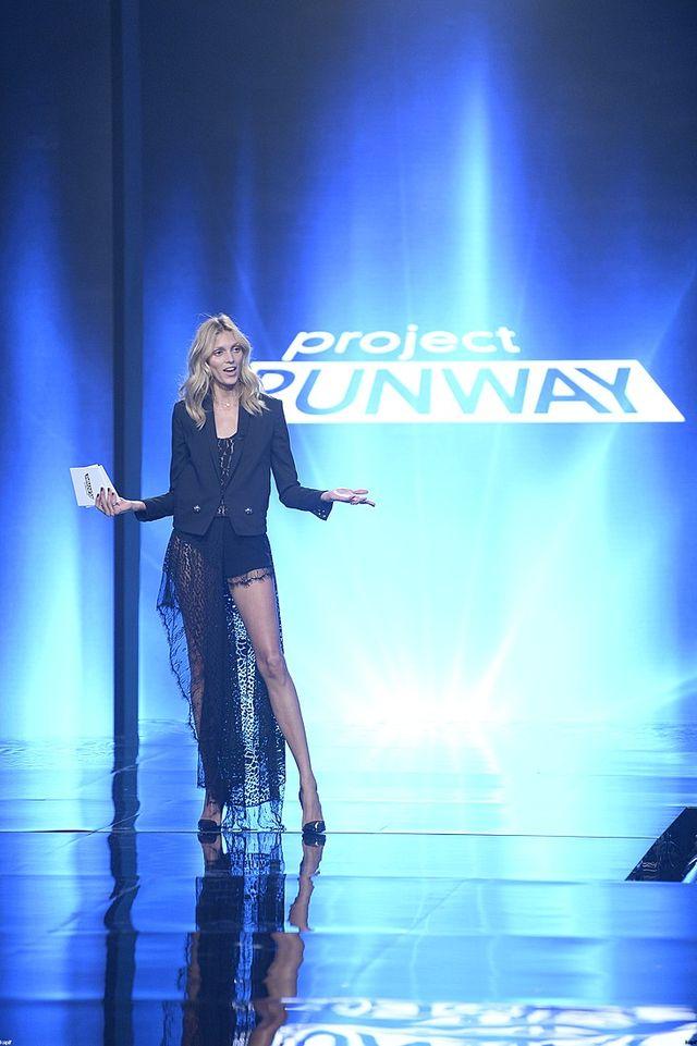 Gwiazdy na finałowym pokazie Project Runway (FOTO)