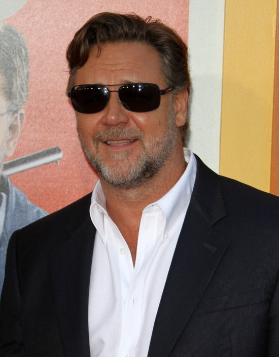 Russell Crowe znów kibicuje naszym - po polsku!
