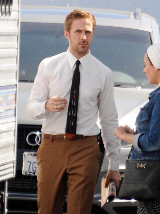 Ryan Gosling ZDRADZI� Ev� Mendes!