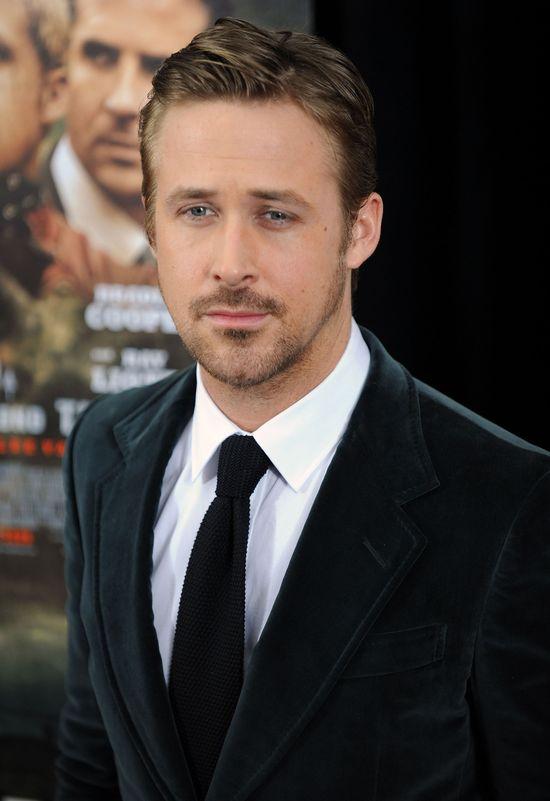 Ryan Gosling p�acze podczas seksu