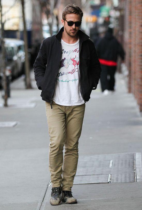 Ryan Gosling będzie miał synka czy córeczkę?