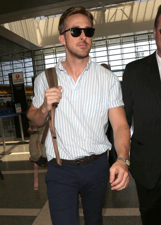 Ryan Gosling dowiedział się, że jest ojcem? (FOTO)