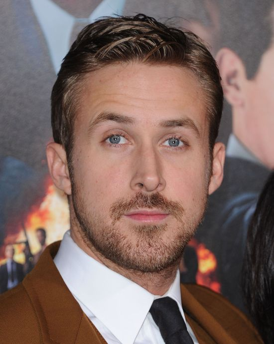 Ryan Gosling płacze podczas seksu