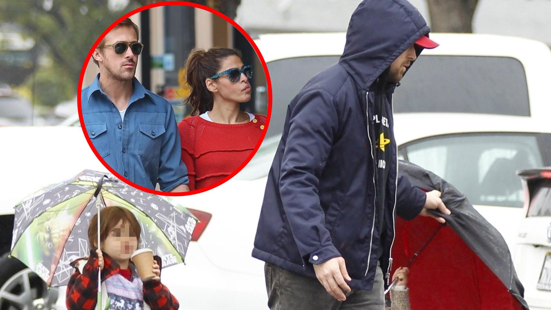 Słodkie! Ryan Gosling z córeczkami – zobaczcie, jakim jest tatą (ZDJĘCIA)