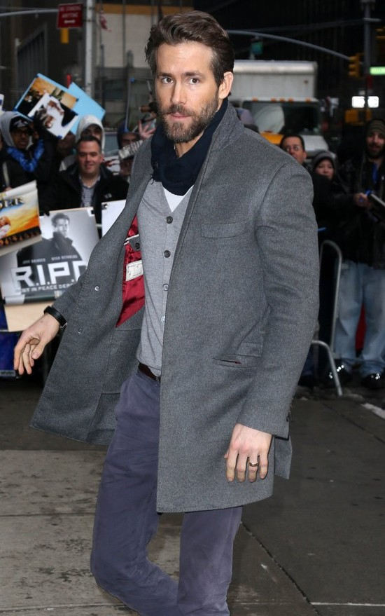 Ryan Reynolds: Nasza córeczka ma alergię na sen