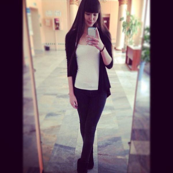Sabina Altynbekova za �adna na sportsmenk�? (FOTO)