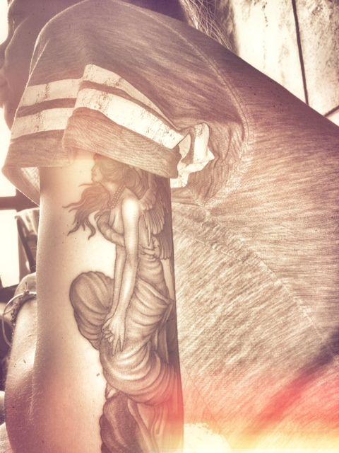 Który to już tatuaż Mai Sablewskiej? (FOTO)