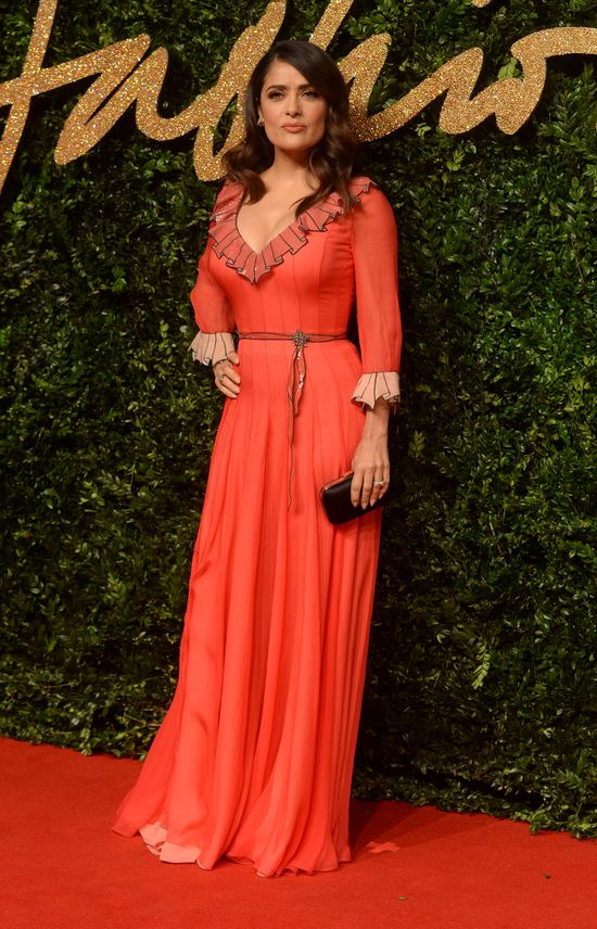 Gwiazdy na British Fashion Awards (FOTO)