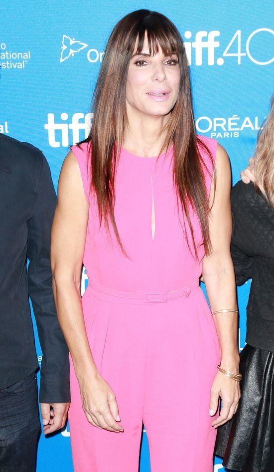 Sandra Bullock została po raz drugi mamą!
