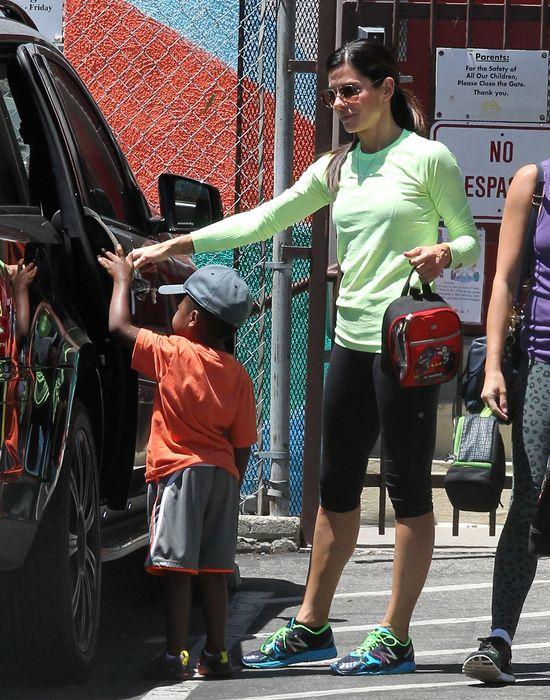 Sandra Bullock jak dziewczyna z sąsiedztwa (FOTO)