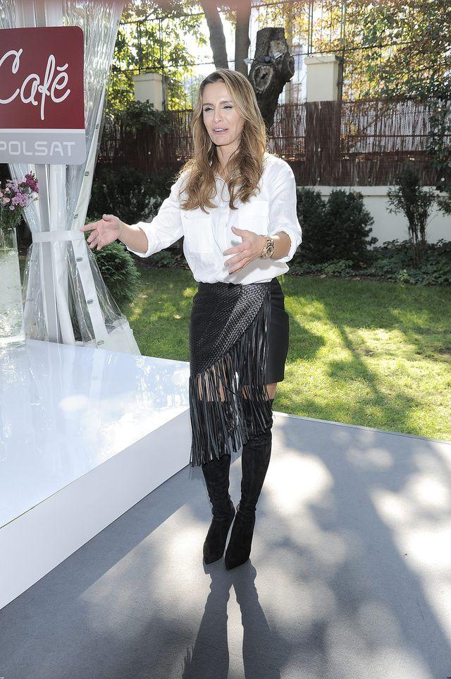 Sara Boruc o zakupach z mężem [VIDEO]