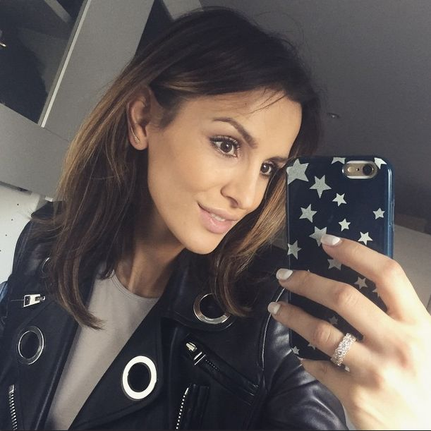 Sara Boruc wy�mia�a gwiazdy na polskich salonach
