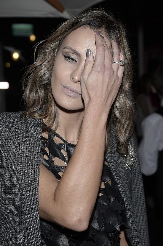 Sara Boruc poczuła się zmęczona (FOTO)