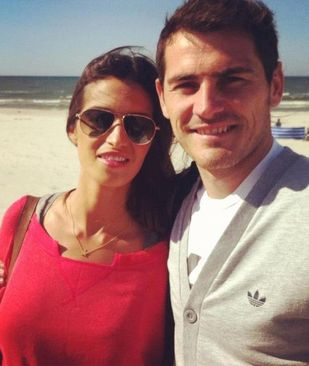iker casillas i sara carbonero