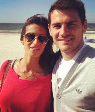 Sara Carbonero wychodzi za Ikera Casillasa