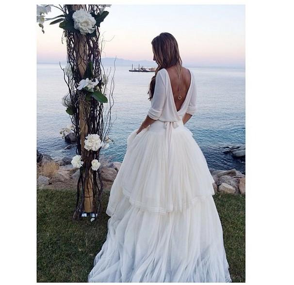 Mamy zdjęcia z weselu Sary Mannei i Artura Boruca (FOTO)