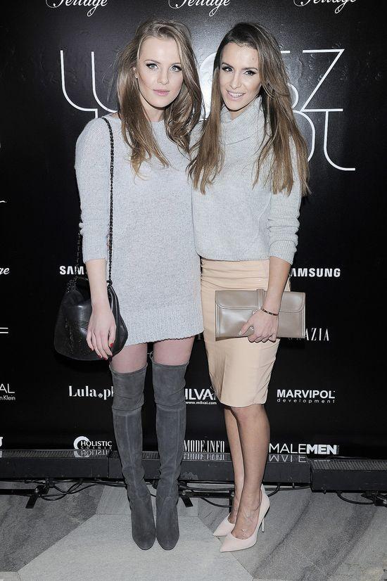 Sara (nie celebrytka) Boruc z siostr� na �ciance (FOTO)