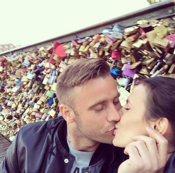 Sara Mannei i Artur Boruc ju� po �lubie! (FOTO)