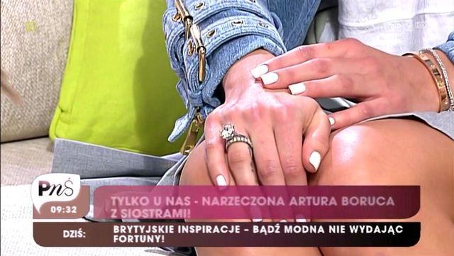 Narzeczona Artura Boruca zdradziła szczegóły ślubu! (VIDEO)
