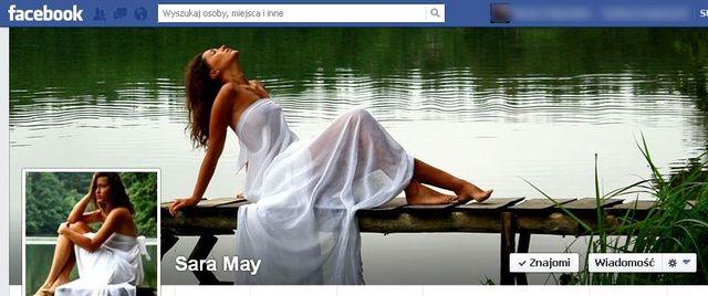 Sara May pokaza�a ci��owy brzuszek! (FOTO)
