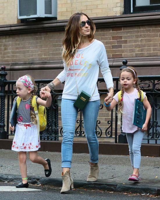 Sara Jessica Parker o świętach w Nowym Jorku