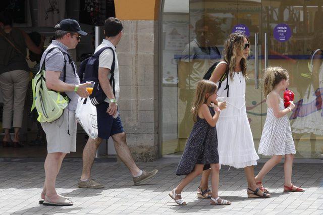 Sarah Jessica Parker na wakacje przyleciała do Europy (FOTO)