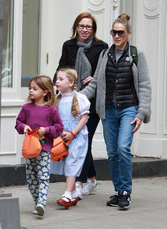 Córeczki Sarah Jessica Parker są coraz słodsze! (FOTO)