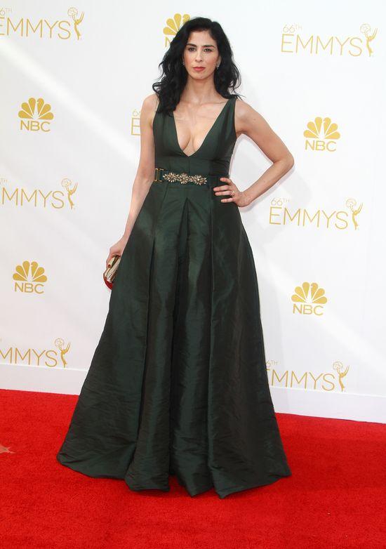 Kto przyniósł na rozdanie nagród Emmy TRAWKĘ?