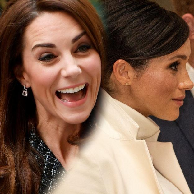 Kate Middleton VS Meghan Markle – którą wolisz?
