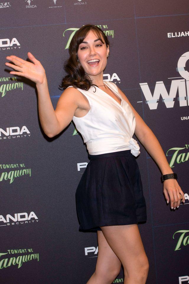 Była aktorka porno u boku Elijaha Wooda na premierze...