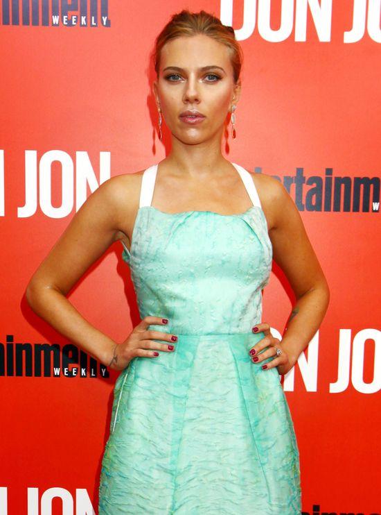 Scarlett Johansson promuje Don Jona (FOTO)